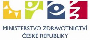 logo MINISTERSTVO ZDRAVOTNICTVÍ