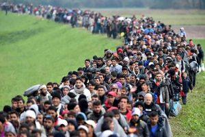 migrační fronta