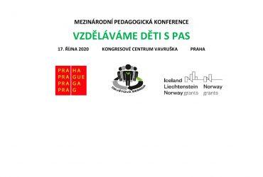 Konference Vzděláváme děti s PAS